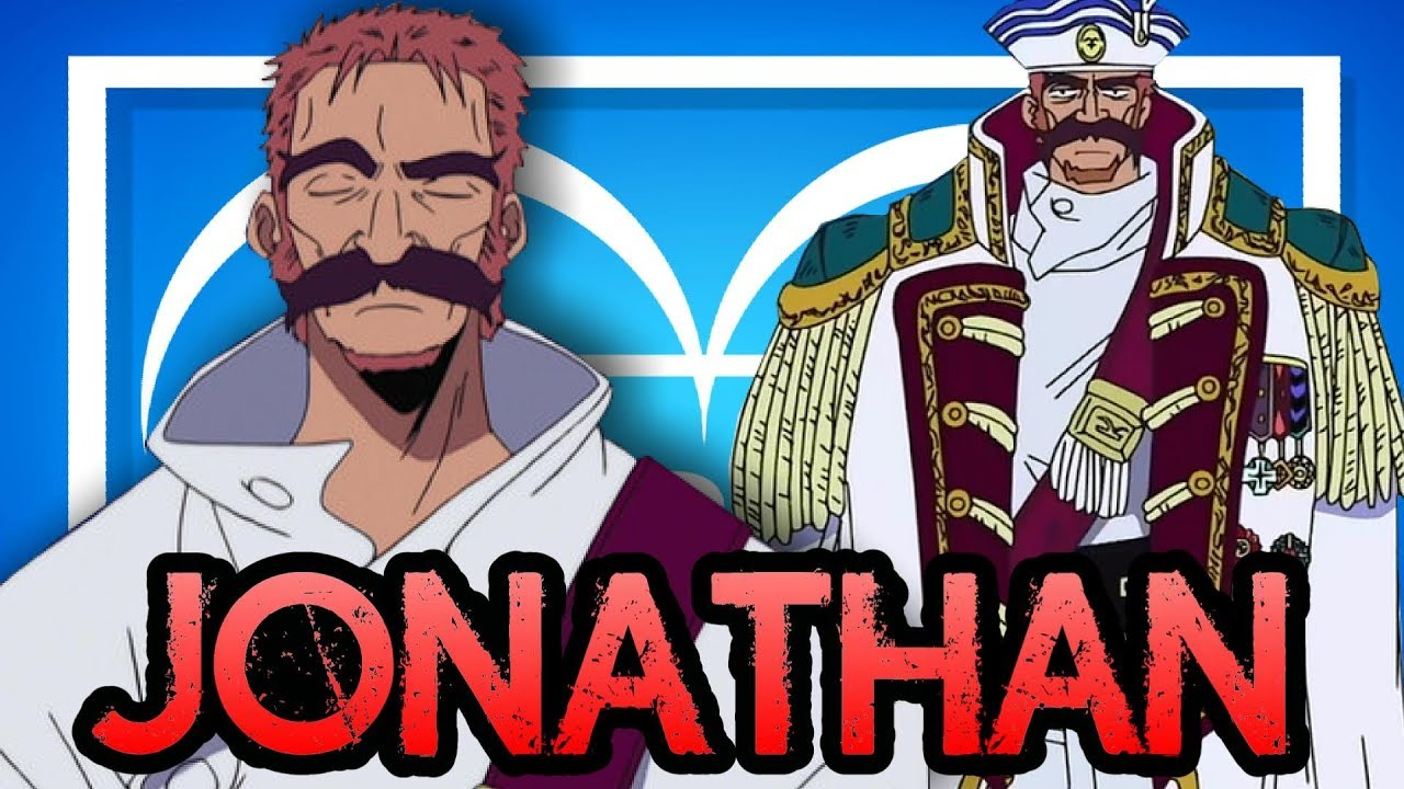 JONATHAN: The Best Filler Marine – One Piece Discussion