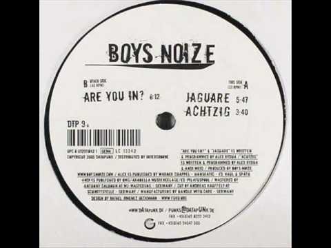 Boys Noize - Jaguare