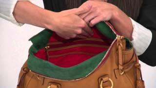 dooney bourke florentine double strap tassel satchel 8l803