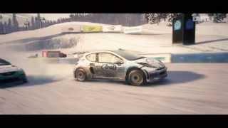 Dirt 3 snow race 1
