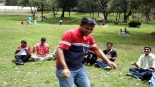 Hot courses Chennai dance for a tamil song nakka mukka