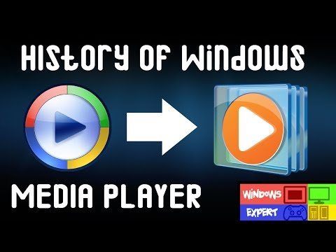 HISTORY OF WINDOWS MEDIA PLAYER (1991-2017)