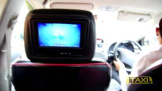 Peptein ads in taxi by Taximedia Thailand Thumbnail