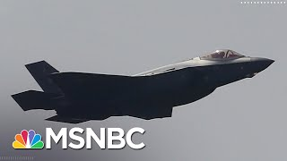 After Trump, Pentagon Reckons With Fortune Wasted On F-35 | The 11th Hour | MSNBC