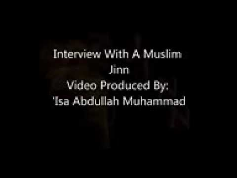 interview with ghost jinn Muslim