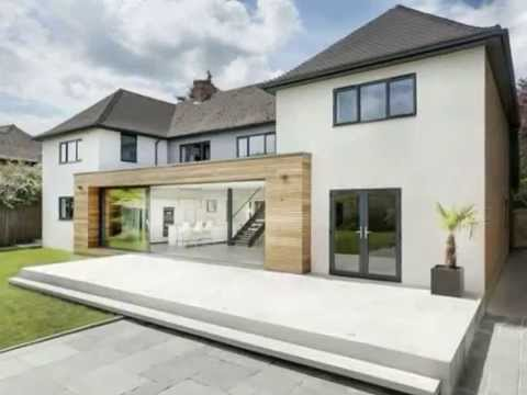 The runners house classical english house with modern for English house design
