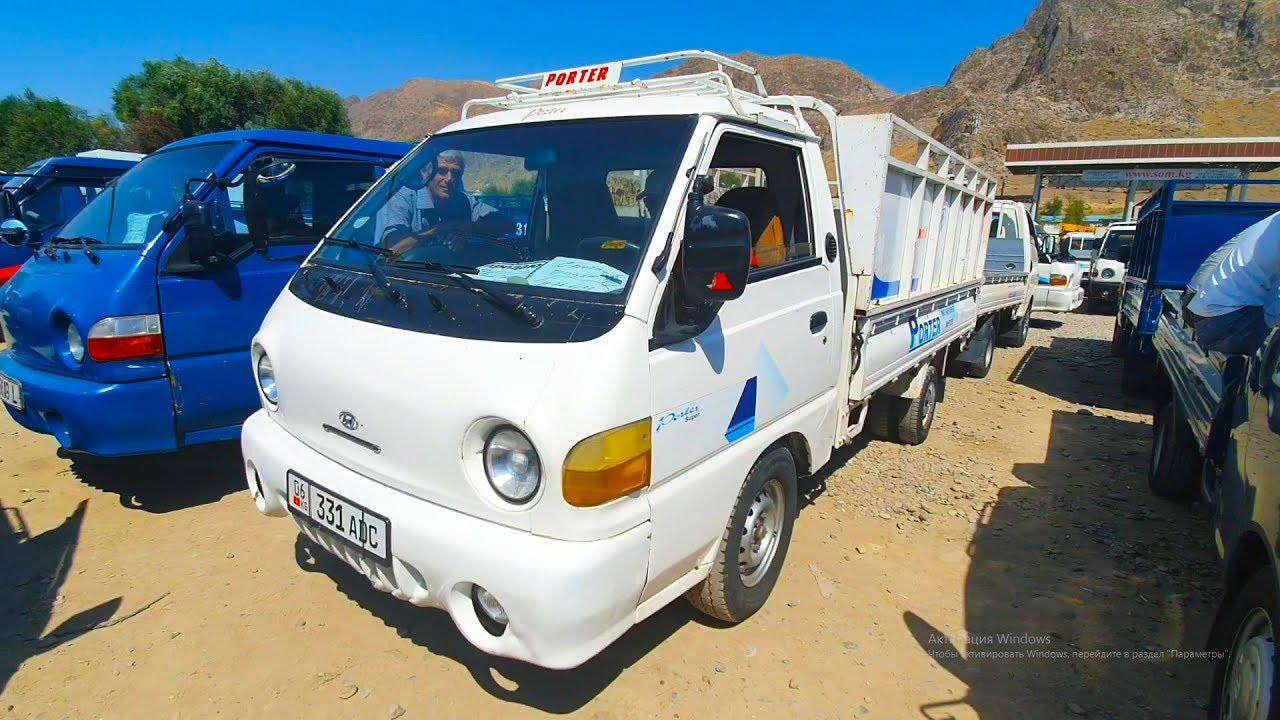 кыргызстан авторынок ош фото
