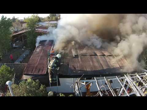 4to Batallón De Incendio CBMS Hogar De Ancianos San Miguel