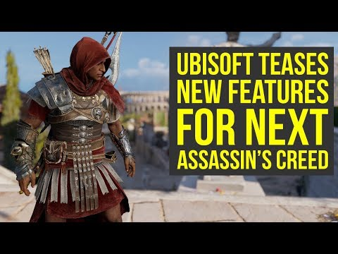 Ubisoft TEASES NEW FEATURES For Next Assassin's Creed (Assassin's Creed Dynasty - AC Dynasty)