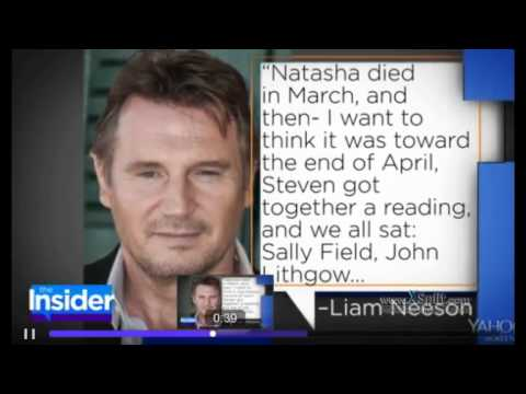 Why Liam Neeson Dropped Out of