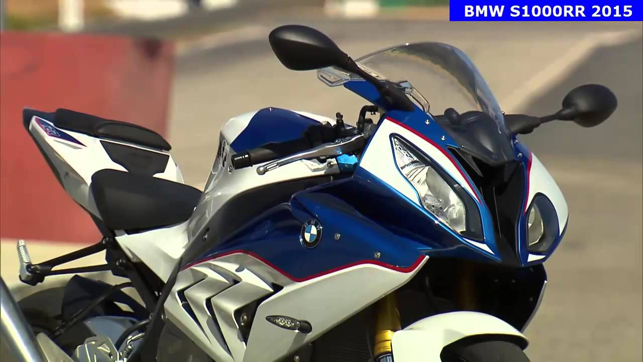 Bmw S1000rr 2015 Review Full Overview Road Test Youtube