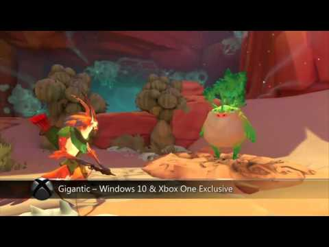 видео: gigantic gameplay trailer Трейлер Геймплей hd developers walkthrough e3 2015