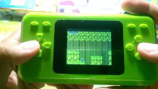 [Review dạo] Trải nghiệm và test máy chơi game cầm tay - Super Mario - Contra - Bắn tank