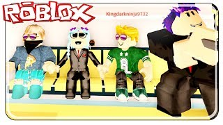 🎉Throwing A CRIM PARTY at my new APARTMENT - Roblox Jailbreak