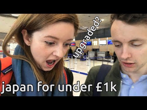 epic japan holiday for cheap | £258 return flight | vlog 1