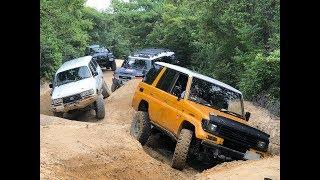 FJ Cruiser / LAND CRUISER /Jimny/SAFARI/Off-Road (SLO) 2018/07/15