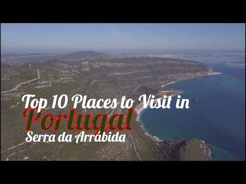 Top 10 Places to visit in portugal - Serra da Arrábida (1)