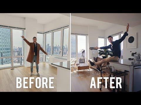 One Dapper Street Apartment Tour 2.0   New York Penthouse   Interior Design Ideas