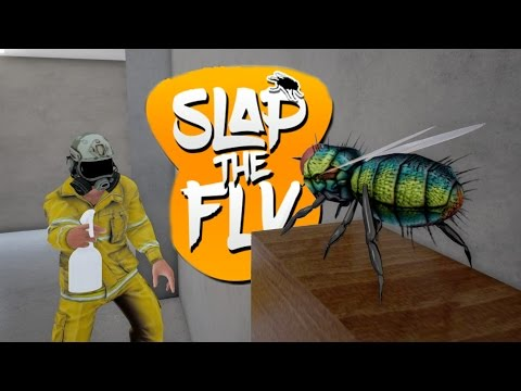 Slap the Fly – Fly Killing Competition! – Let's Play