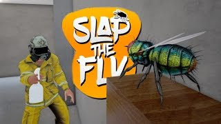 Slap the Fly - Fly Killing Competition! - Let's Play Slap the Fly Gameplay