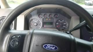 2008 6.4 Diesel White Smoke. Bad Turbo Seals