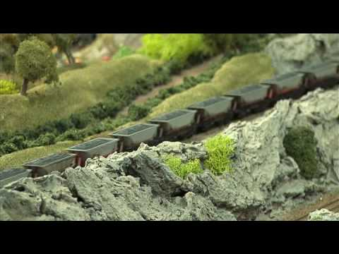 Model Trains –  N Gauge Show Part One