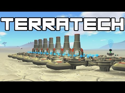 TerraTech - Scrapper Factory!  - Terra Tech Gameplay