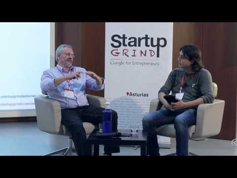 Startup Grind Asturias Hosts Raúl Mata (eGauss)