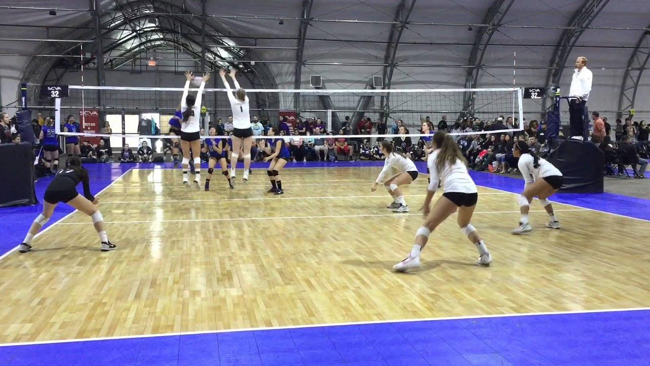1 Rebekah Roth 2017, MB/RS, Vision Volleyball Club, Las Vegas ...