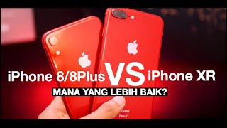 iPhone 8 VS iPhone XR untuk 2019 : Siapa Menang ? - by iTechlife