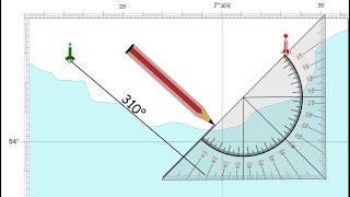 SBF Navigation Basics #3: Peilungen