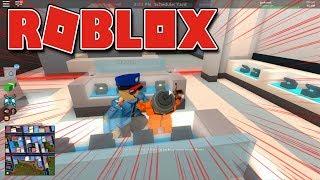 Roblox - O POLICIAL HACKER !? ( Jailbreak )