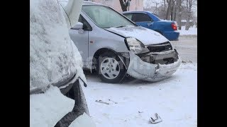 Хабаровчанин  разбил иномарку, которую вот-вот должен был продать. MestoproTV