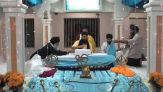 Gambar cover Sukh Asan Sewa - Keertan Sohila - Fremont Gurdwara Sahib