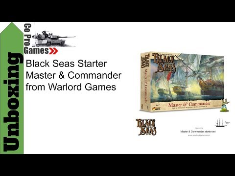 Supply Drop: Black Seas Master and Commander Starter Box