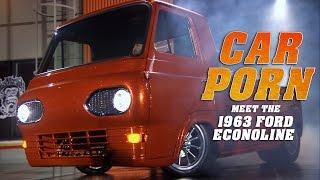 Car Porn: 1963 Ford Econoline Hot Wheels Edition