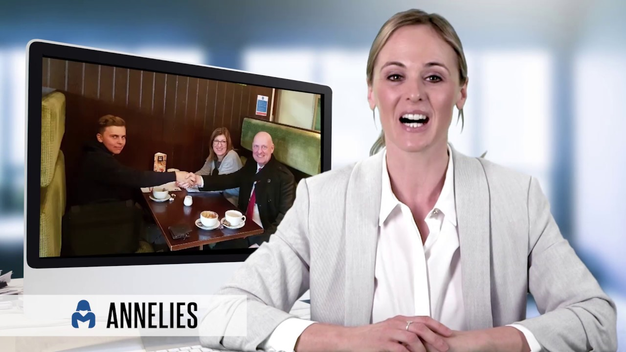 VNC Newsreaders - Annalies - The Video News Company