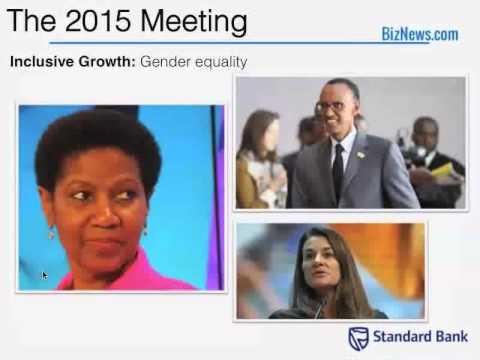 Johannesburg presentation: Davos with Alec Hogg
