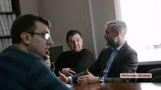 Видео Новости-N: депутат обвинил СМИ в агнетании проблем с собаками в Николаеве