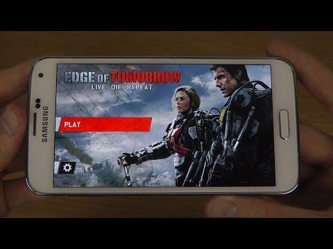 Edge of Tomorrow Samsung Galaxy S5 HD Gameplay Trailer