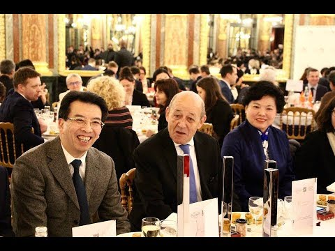 The Ministry of Foreign Affairs in Chinese Business Club (chinese version)