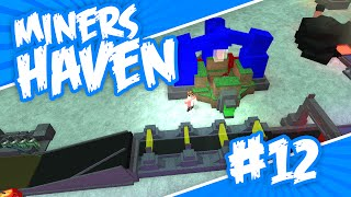 Miners Haven #12 - REBORN INTO A NEW LIFE (Roblox Miners Haven)