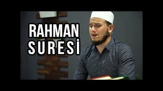 Osman Bostancı Rahman Suresi Muhteşem Ses