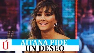 Aitana pide este deseo en El Hormiguero que ya le cumplió Luis Cepeda