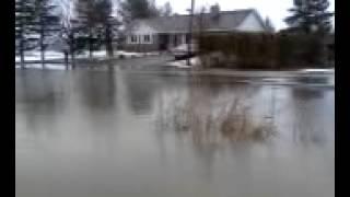 Inondation cher nous