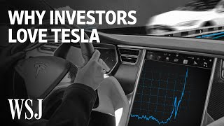 How Tesla Became the Most Valuable Auto Maker in the World | WSJ