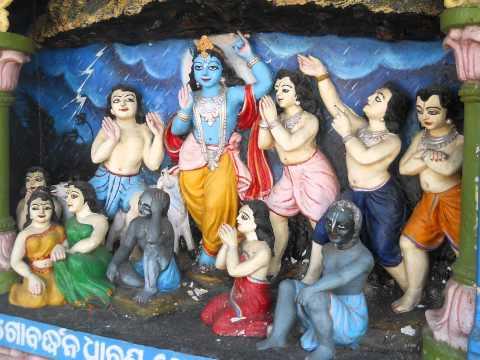 Khirachora Gopinath Temple, Remuna, Balasore