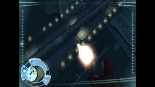 GTA IV IRON MAN 4 MOD MARK VI TEST VIDEO