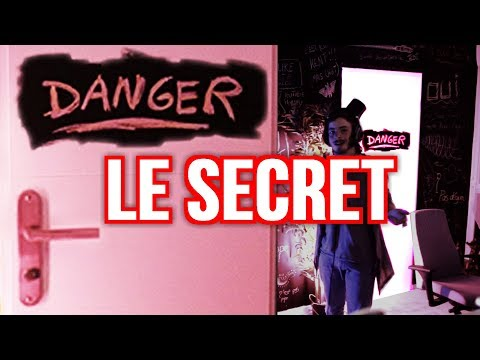 LE SECRET DE LA PORTE DANGER