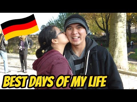 MY TIME IN GERMANY... EUROPE! BEST DAYS OF MY LIFE